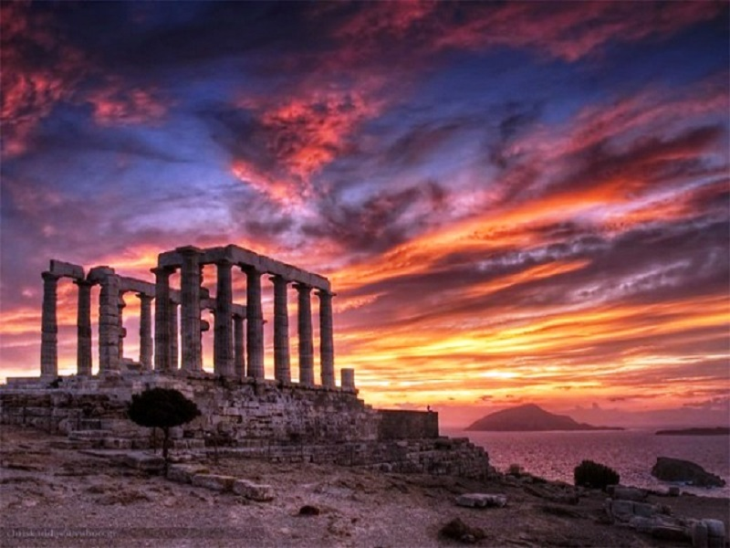 Exploring Cape Sounio secrets – Athens Riviera…